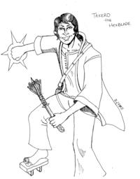 Takero Tsuyoshi