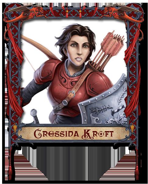Cressida Kroft