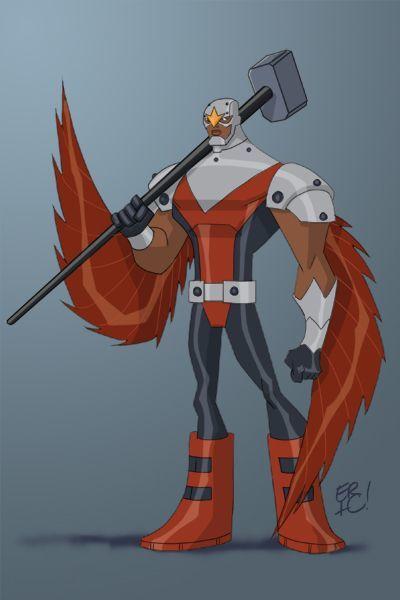 """Legion: M: John Wilson """"Steel Falcon"""""""