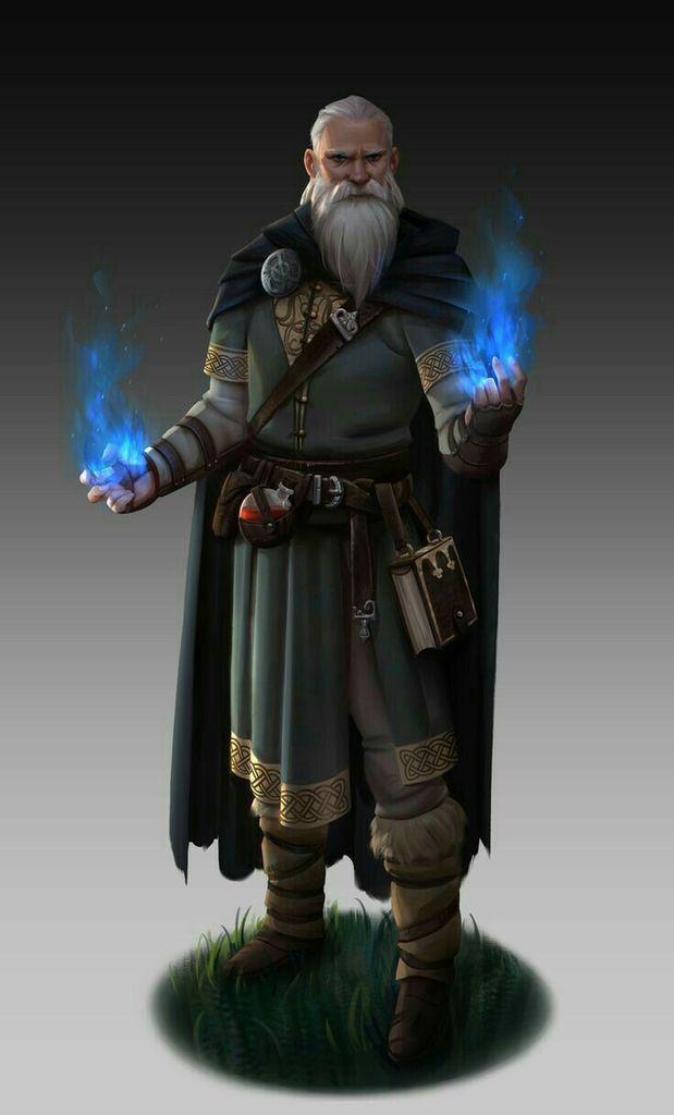 Gregor the Healer