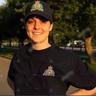 RCMP Cadet Patricia Garrett