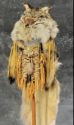 Headdress of the Trickster