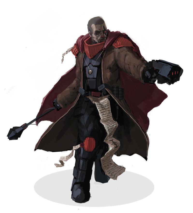 Artandis Jaxx- Interrogator