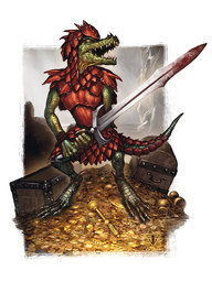 Krik the Kobold