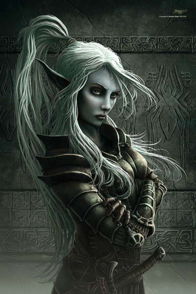 The Drow Female