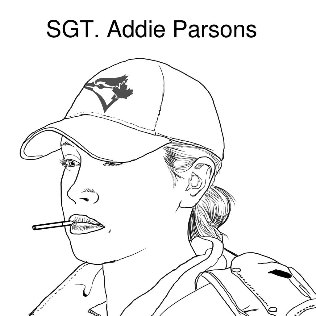 Sergeant Addie Parsons