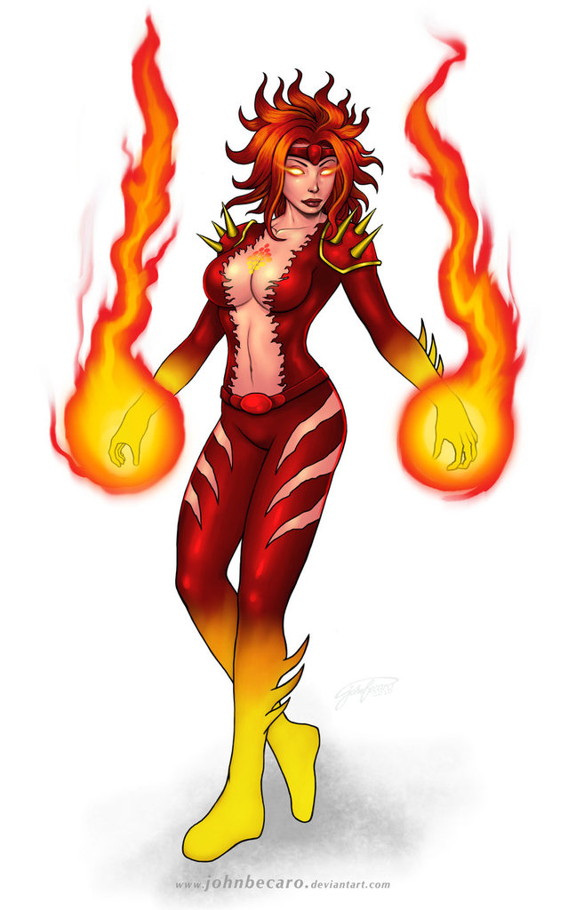 Firebrand (Cynthia) (Deceased)