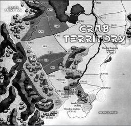 Crab Clan Territory