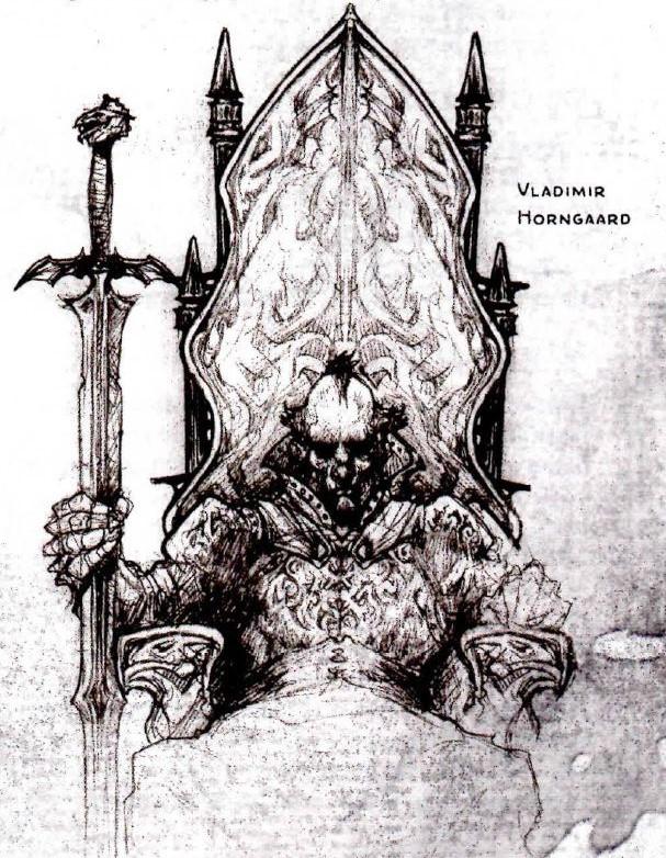 Vladimir Horngaard