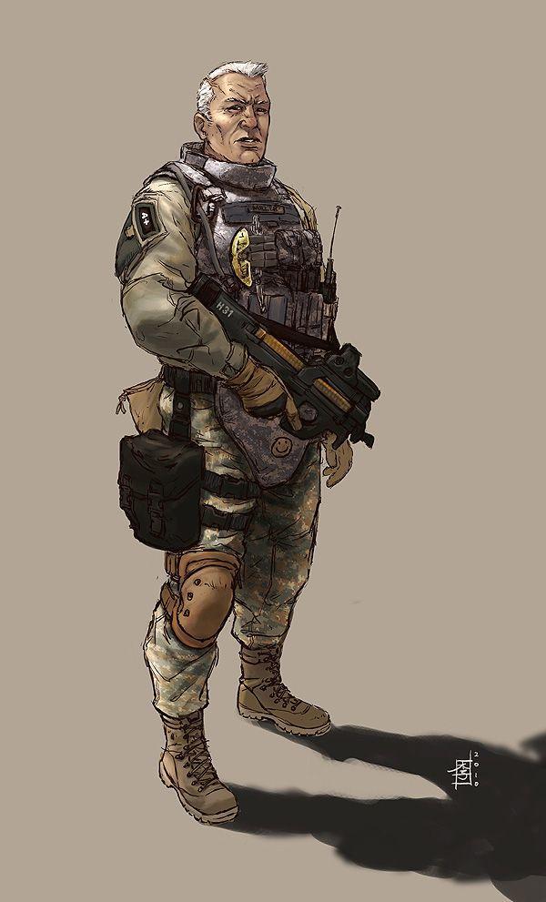 Colonel Patrick Kyle I