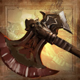 Double Headed War Axe