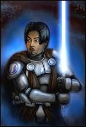 Jedi Knight Chin Hoshi
