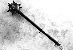 Cold Iron Mace