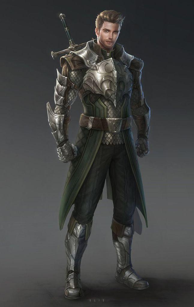 Johnathon, Squire of Sir Tristan Eltorchul
