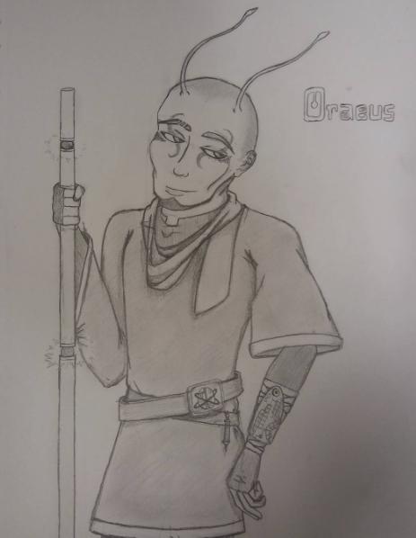 Oraeus Shah