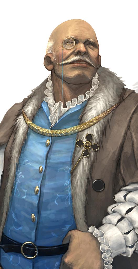 Baron Ramsgate III