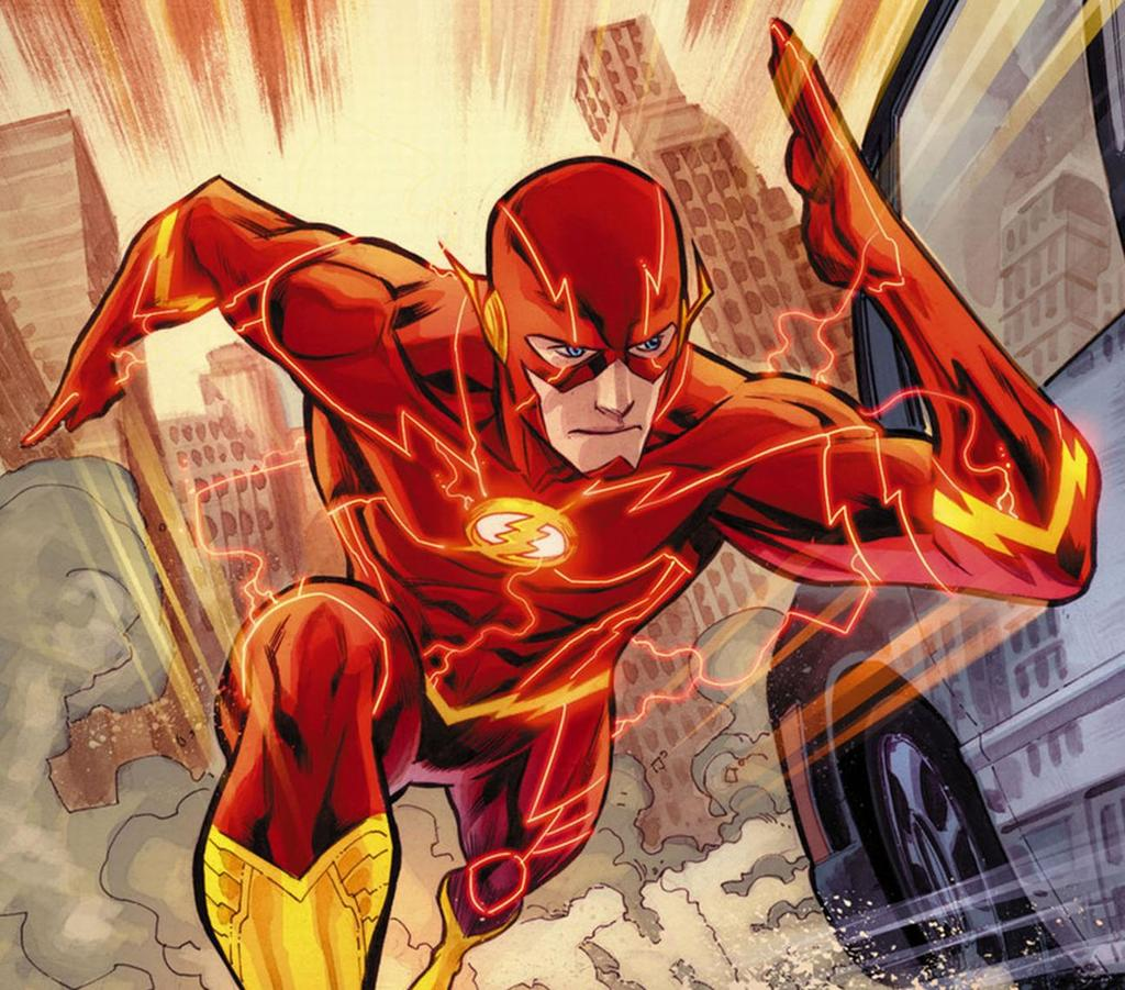 Barry Allen Jr.