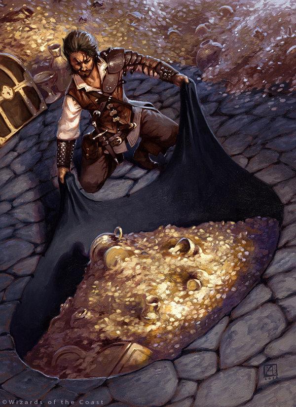Magic Item - Ogre Magi's Vortex
