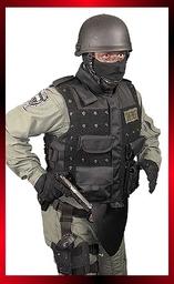 Balistic SWAT Armor