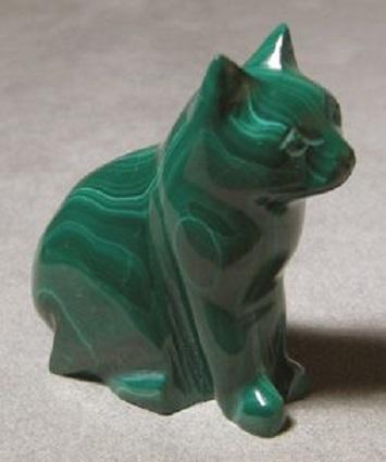 Malachite Cat