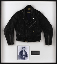 James Dean's Motorcycle Jacket
