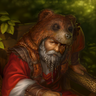Hafner the Dwarven (Mysterious Bear Druid)