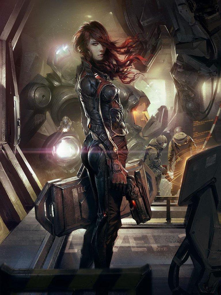 Captain Amelia Devers