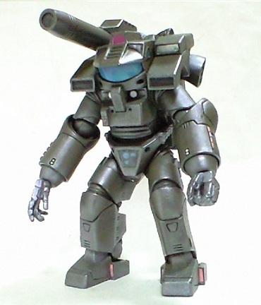 Battle Armor - Warhound