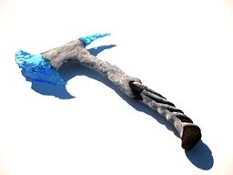 Frost Fury Waraxe