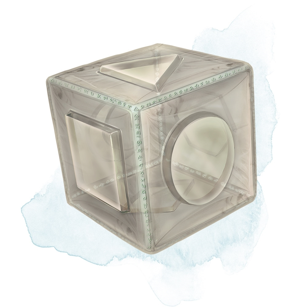 Cube of Force