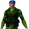 Lieutenant Kinsey Calhoun