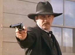 Lawman Wyatt Earp