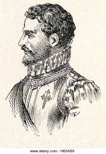 Caballero Iñigo de Bonaval de Cristóbal