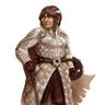 Selka Jurekdottir of Clan Dunkarran (Sgt., Ret.)