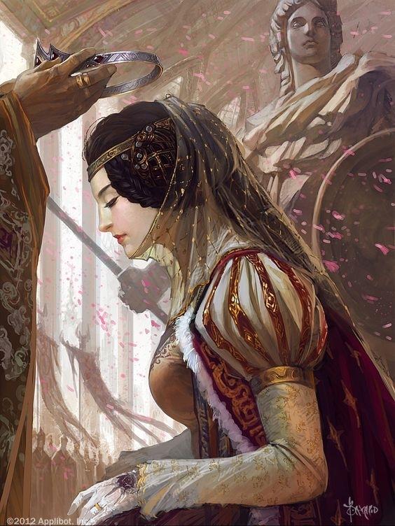 Hendes Majestæt, Dronning Anais af Tethyr
