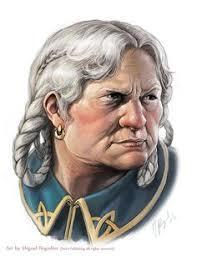 Grand-mère Zanka
