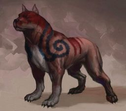Mabari War Dog