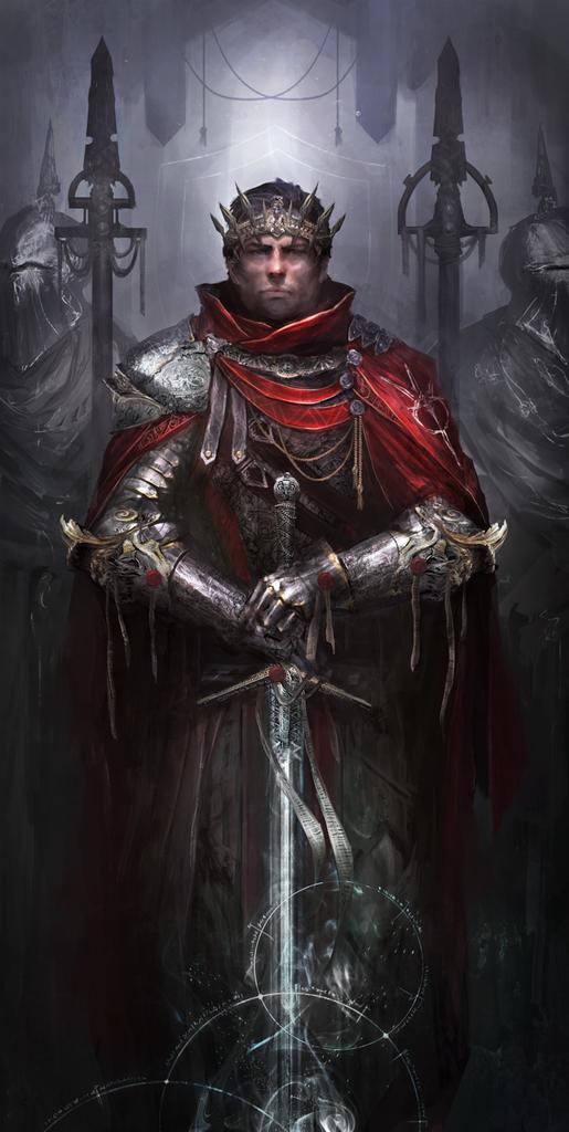 King Morfran Rothport