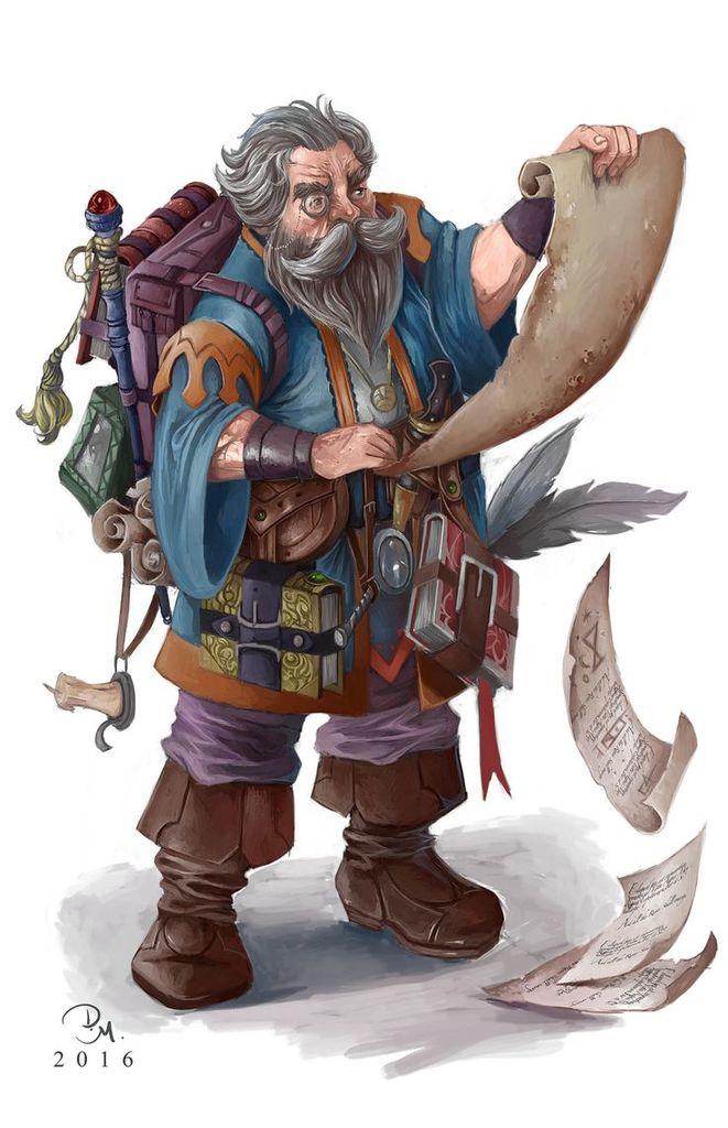 Khaim Stonehand the High Seer