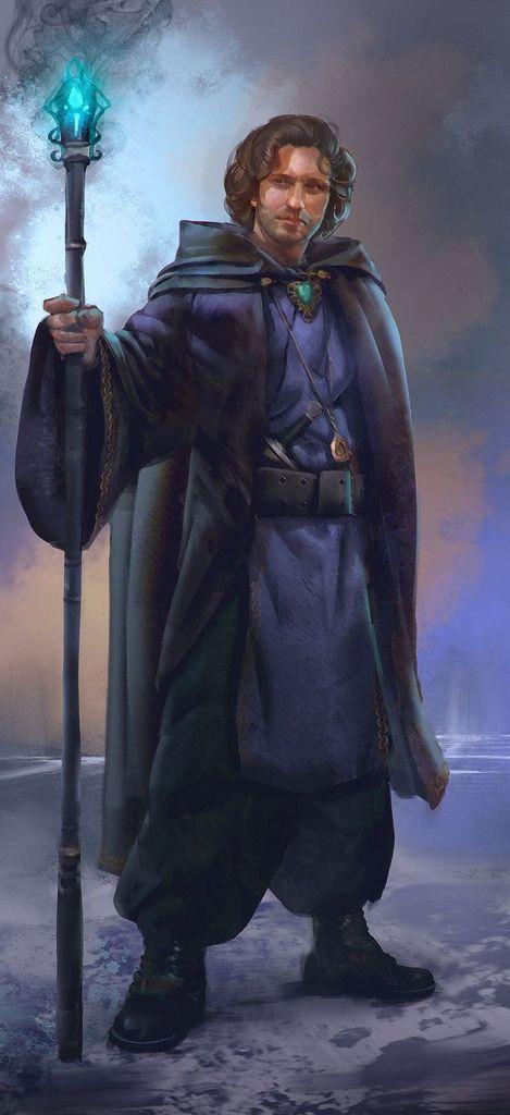 Constan Olov the Thaumateurge