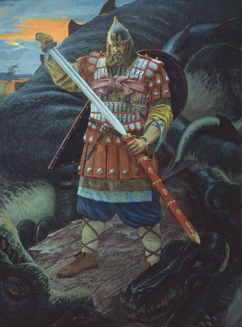 Alyosha Buslayik