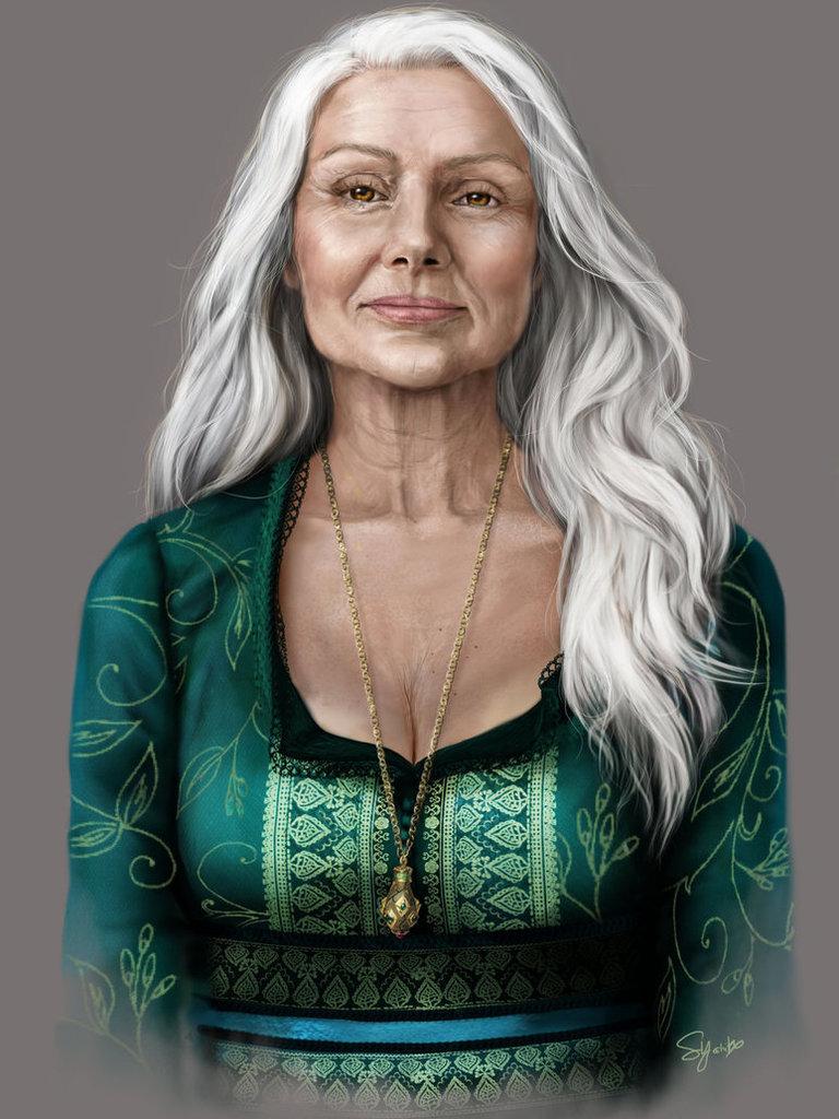 Lady Velrosa Nandar (Død)