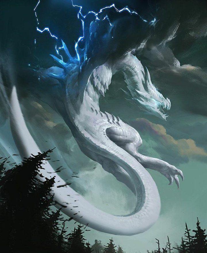 """""""Lightning Dragon"""""""