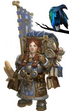 Farisha Grimson, Czarodziejka 6 Krąg