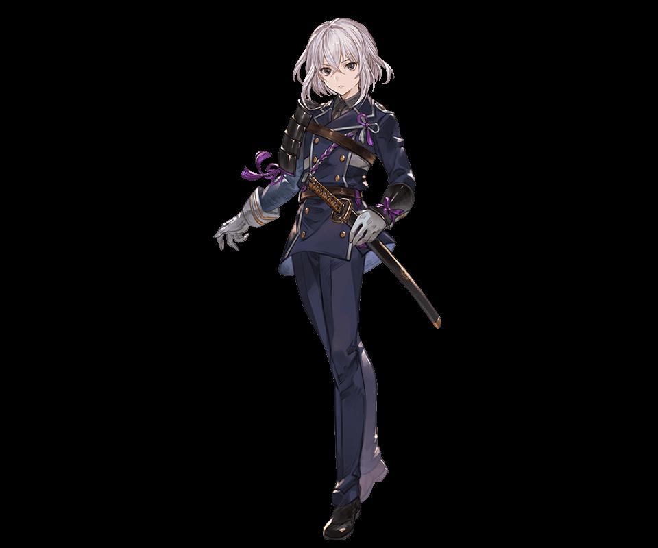 (EE) Second Lieutenant Che-Long