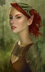 Syrina d'Lyrandar
