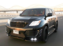 The Yakuza Lexus