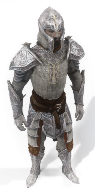 Silvercrown's Armor