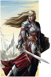 Comandante Lady Eshana