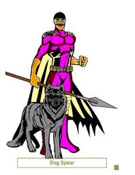 Dog Spear